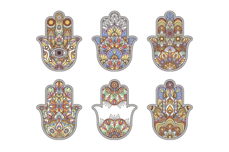 thailand-ethnic-hand-drawn-hamsa-hands