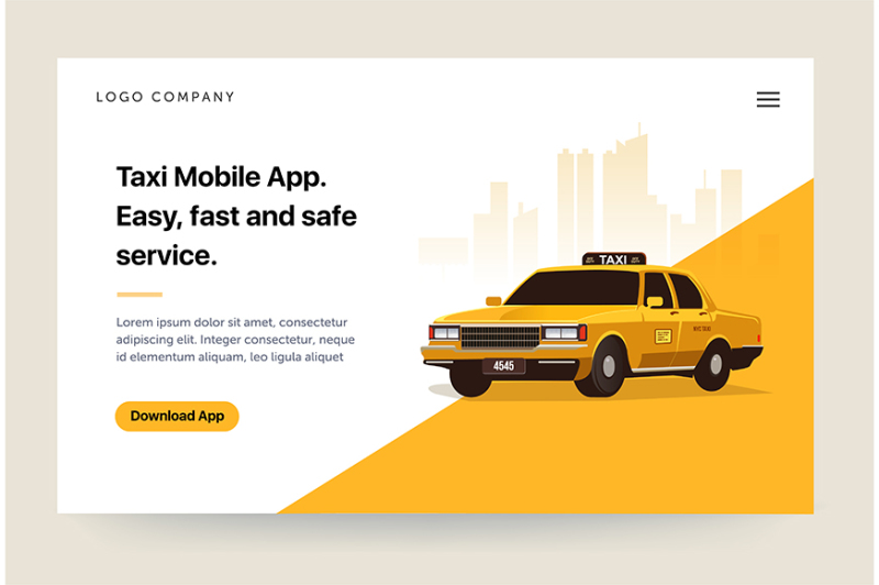 taxi-services-mobile-app-website-template