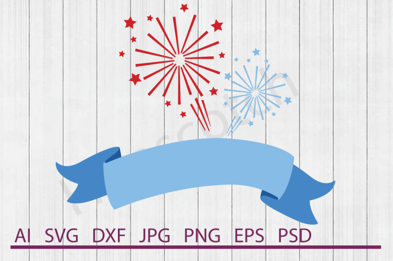 fireworks-svg-fireworks-dxf-cuttable-file