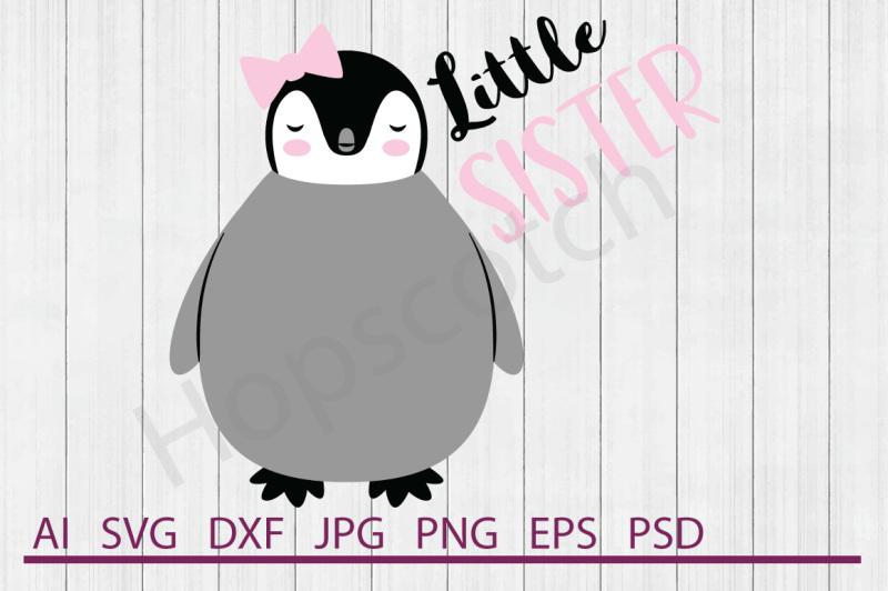 penguin-svg-penguin-dxf-cuttable-file