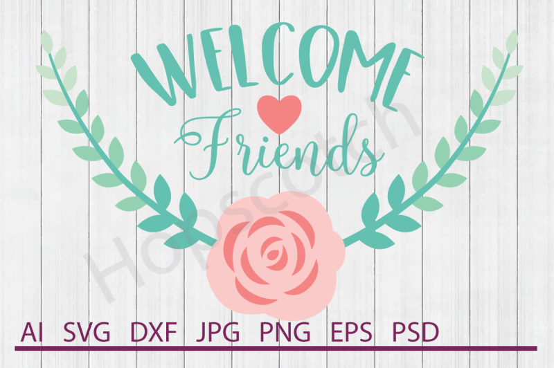 welcome-svg-welcome-dxf-cuttable-file