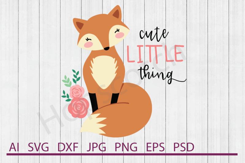 fox-svg-fox-dxf-cuttable-file