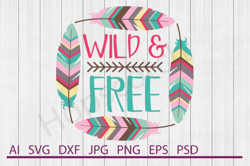 feather-svg-feather-dxf-cuttable-file