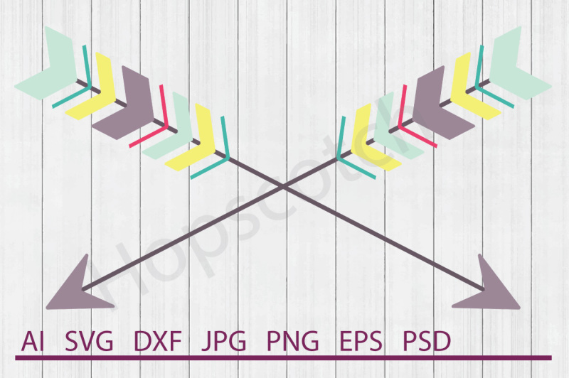 arrows-svg-arrows-dxf-cuttable-file