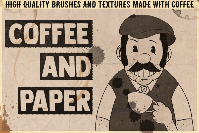 coffee-and-paper-handcrafted-pack