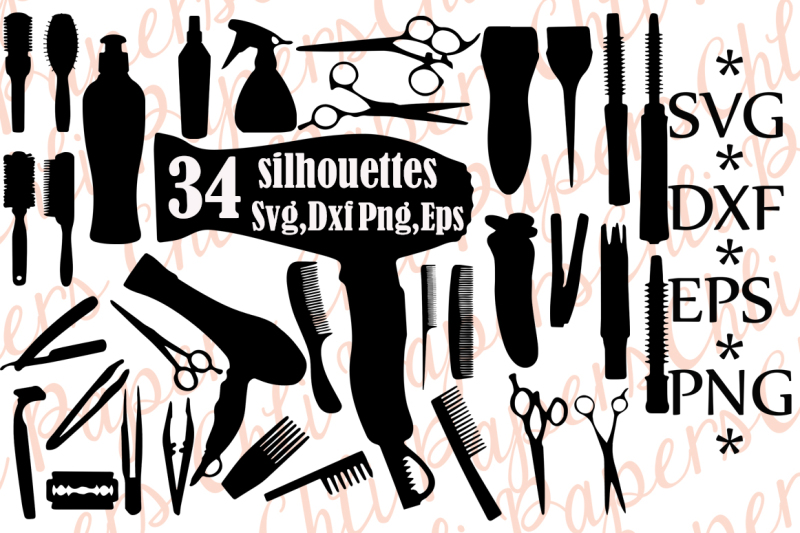 hair-comb-silhouette-svg-hairdresser-tools-barber-clipart-comb-clip