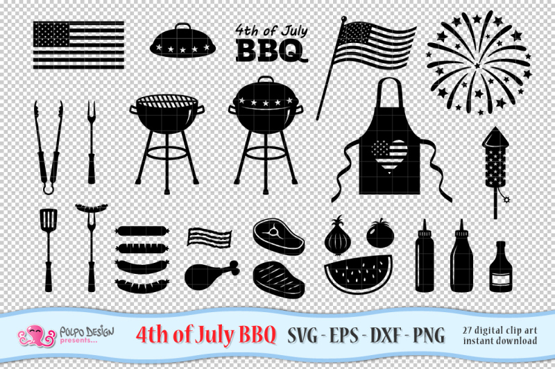4th-of-july-barbecue-svg