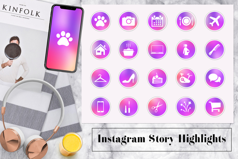 colorful-instagram-story-icons