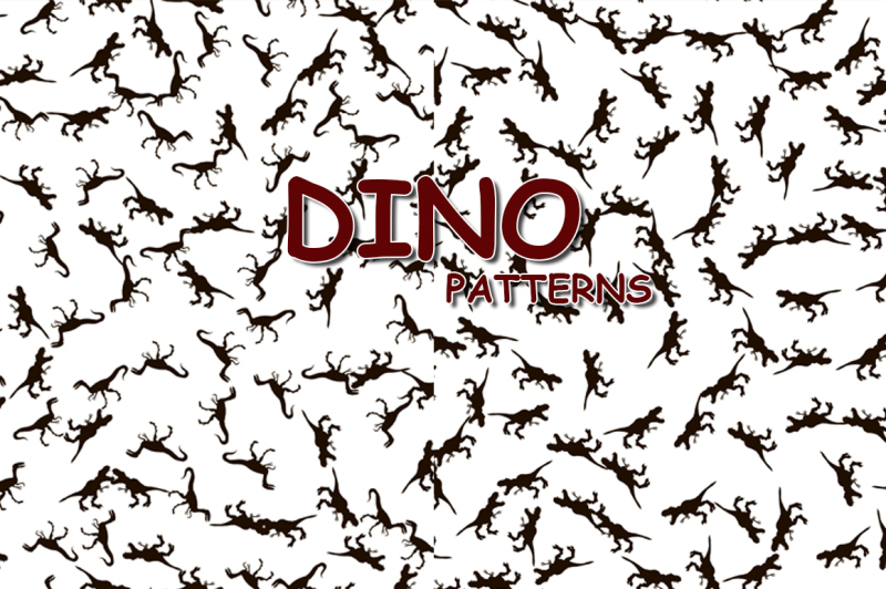 cartoon-vectoir-dinosaurs-set