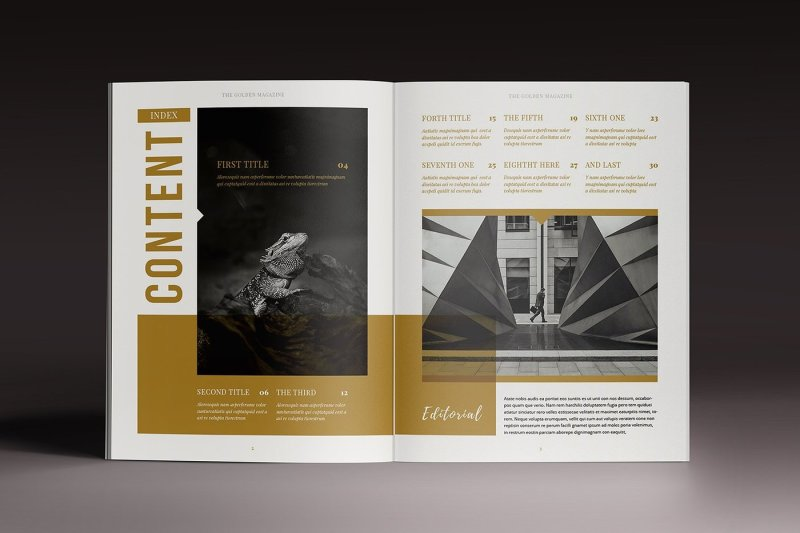 the-golden-magazine-indesign-template
