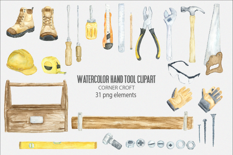 watercolor-hand-tool-clipart