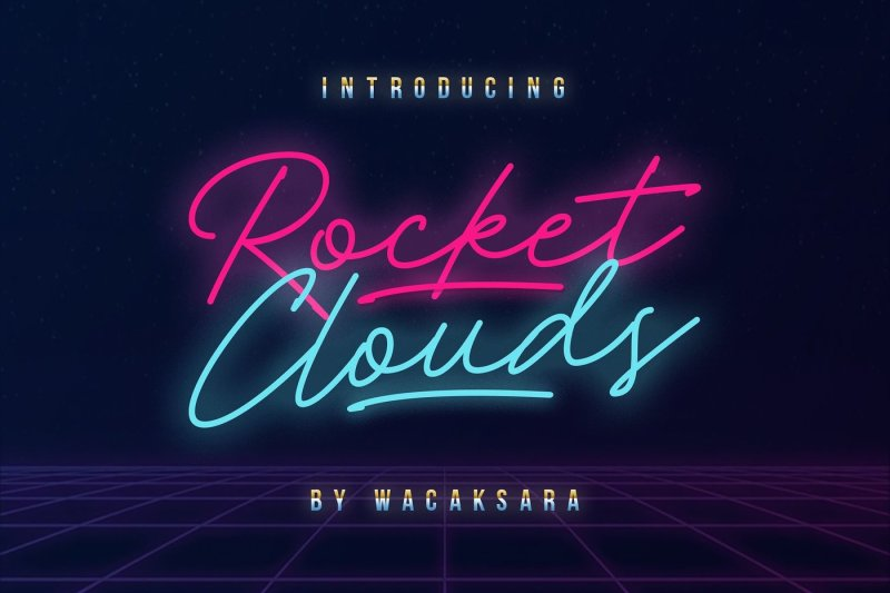 rocket-clouds