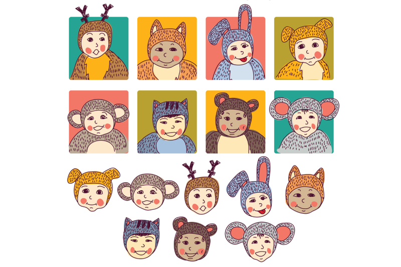 vector-children-set