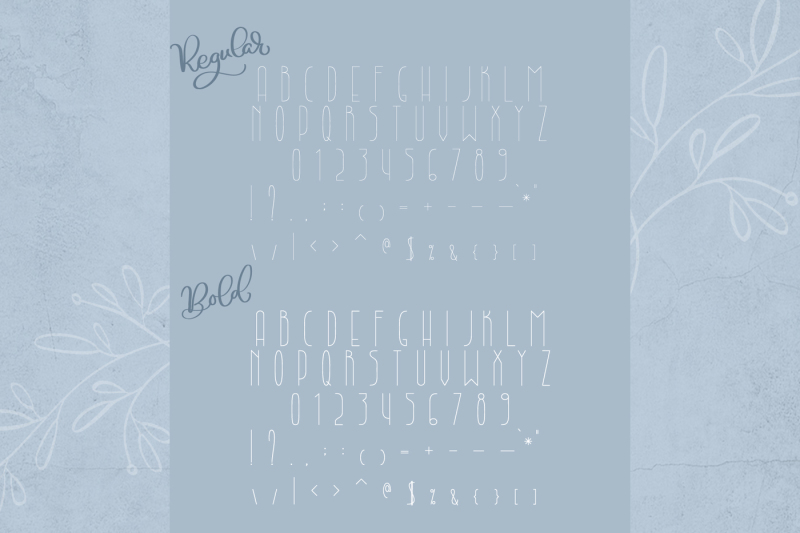 lightbon-modern-script-font