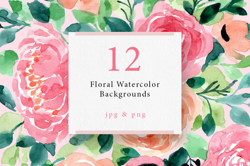 12-floral-watercolor-backgrounds