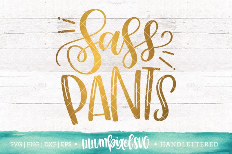 sass-pants