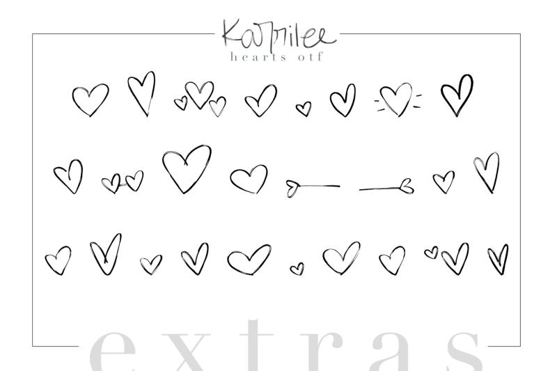 karrilee-chic-brush-font