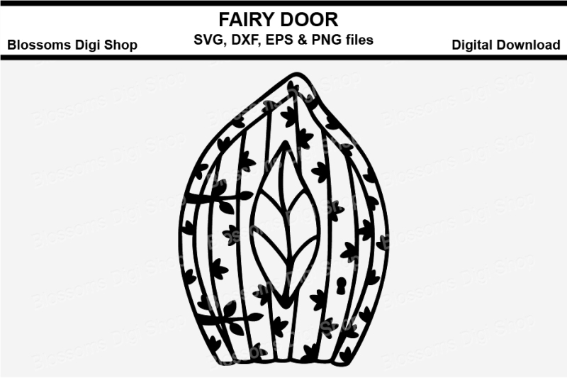 fairy-door-cut-file-svg-eps-dxf-and-png-files