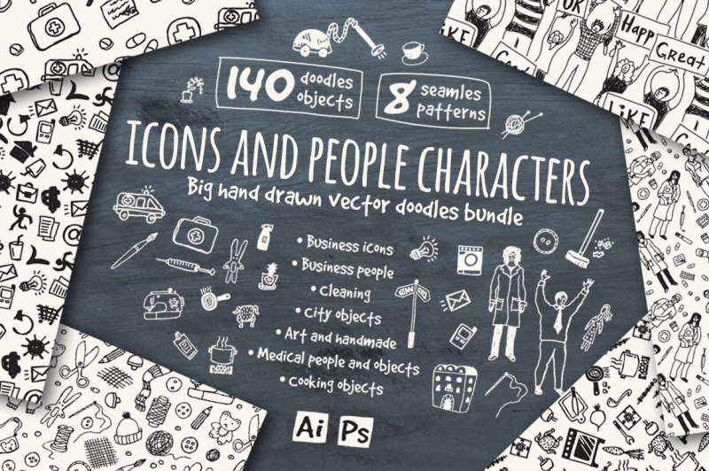vector-icons-and-people-characters