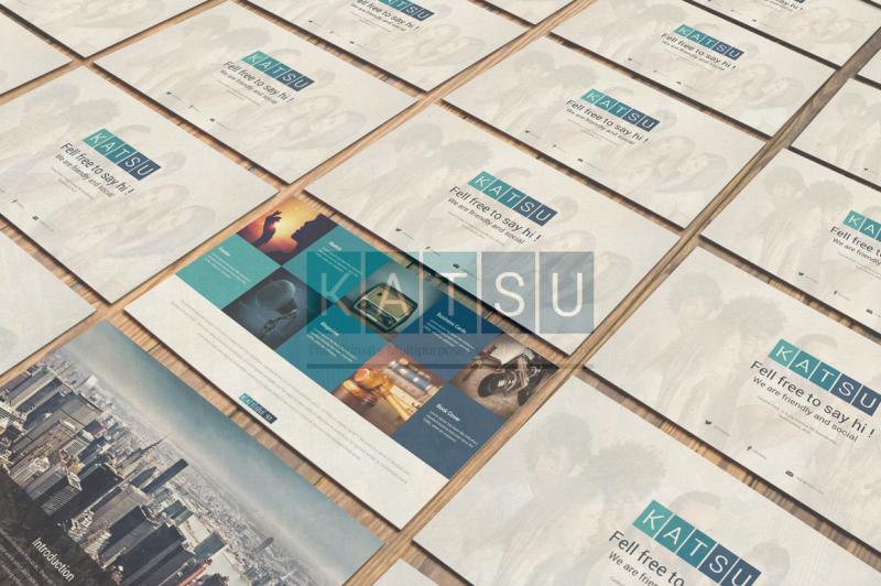 katsu-powerpoint-template