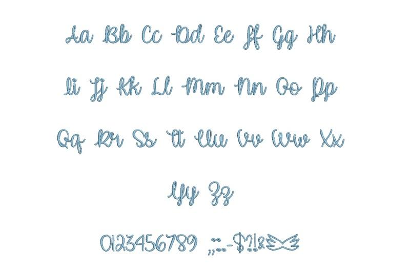 unicorn-calligraphy-bx-embroidery-font-mha