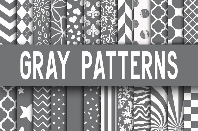 gray-patterns-digital-paper