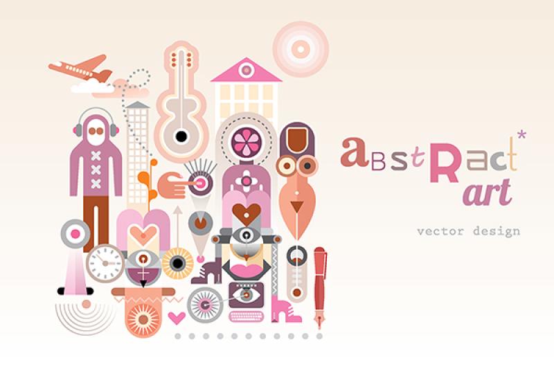 abstract-art-vector-designs