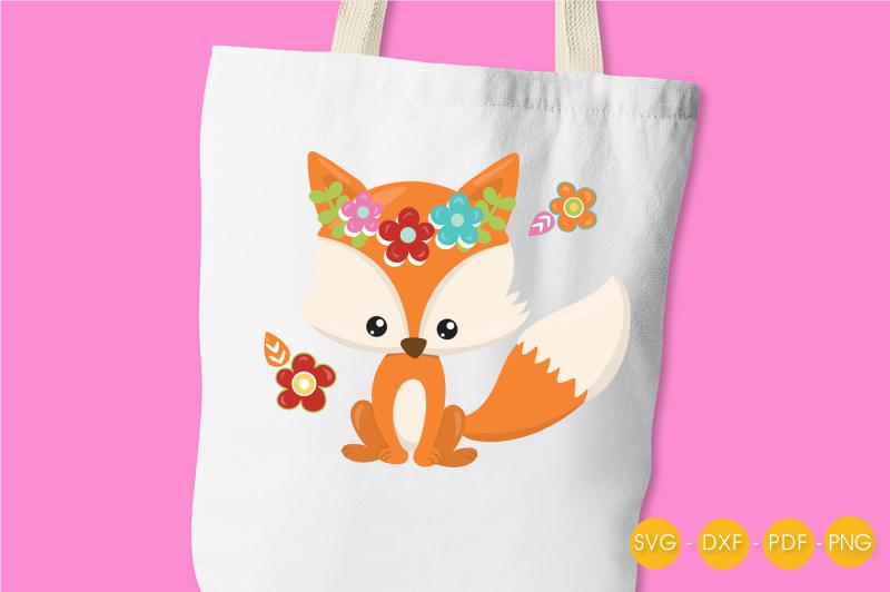 cutesy-fall-fox-svg-png-eps-dxf-cut-file