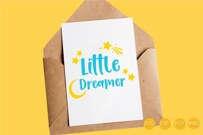 little-dreamer-svg-png-eps-dxf-cut-file