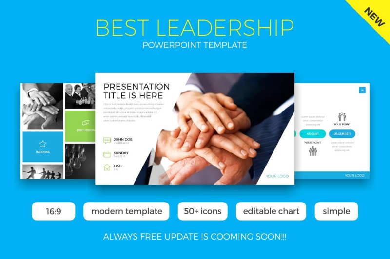 best-leadership-powerpoint-template
