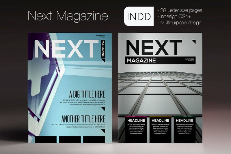 10-magazine-brochure-templates-pack