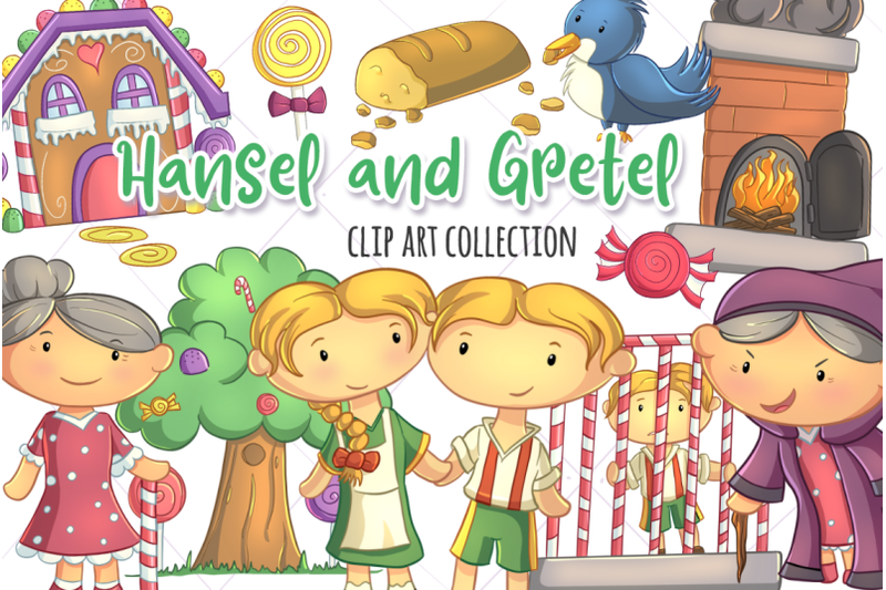 hansel-and-gretel-collection