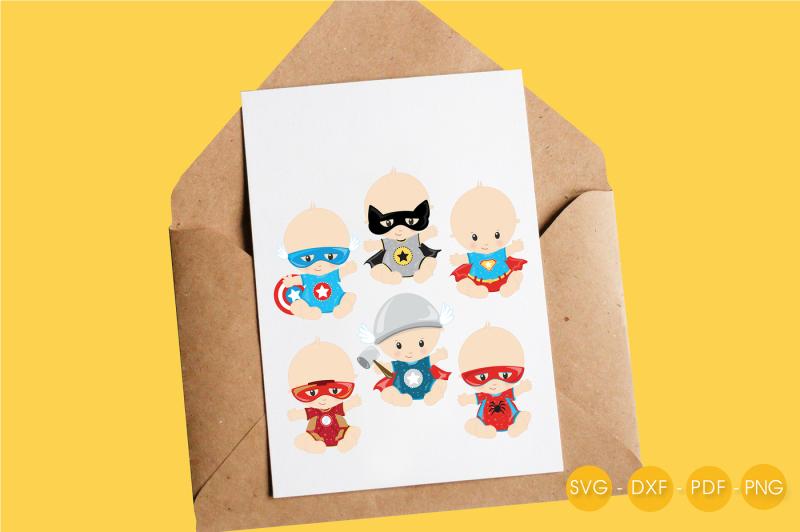 super-babies-svg-png-eps-dxf-cut-file