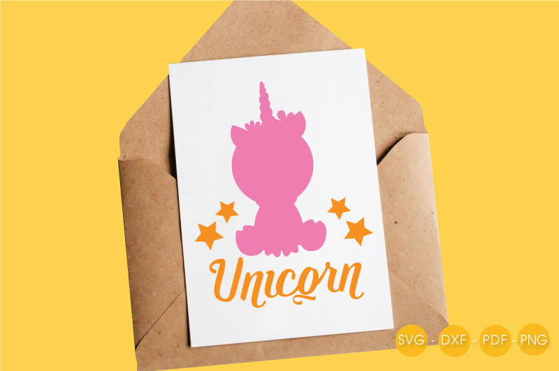 unicorn-baby-svg-png-eps-dxf-cut-file