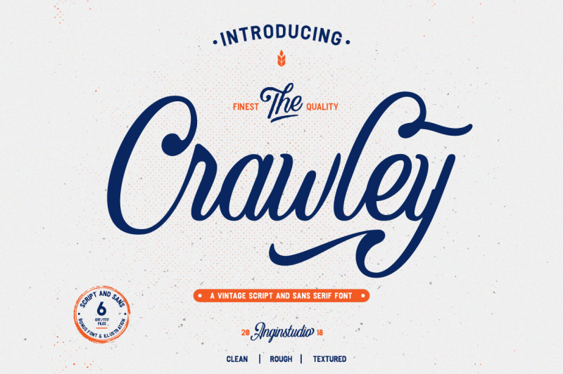 the-crawley-6-fonts-with-extras