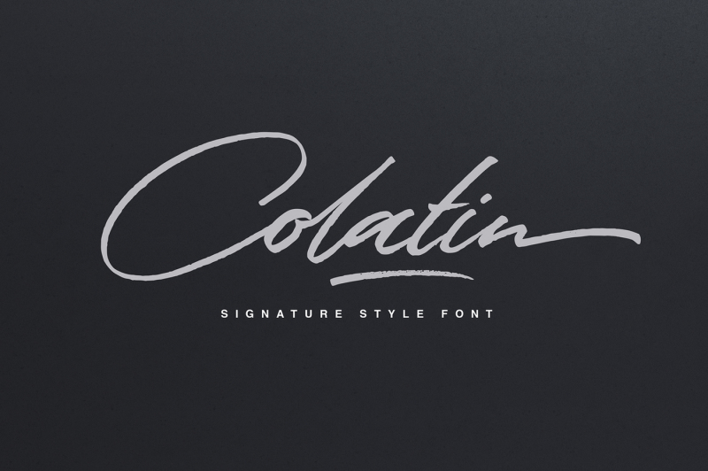 colatin-script