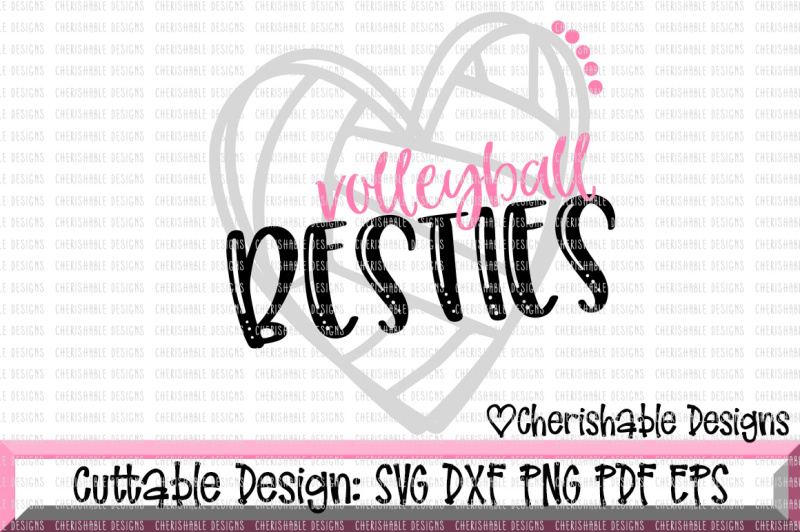 volleyball-besties-cutting-file