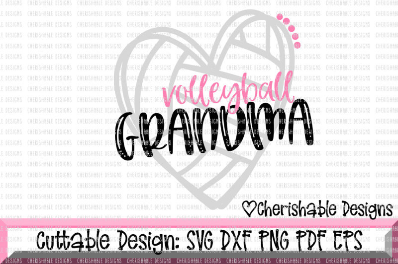 volleyball-grandma-cutting-file