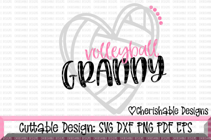 volleyball-granny-cutting-file