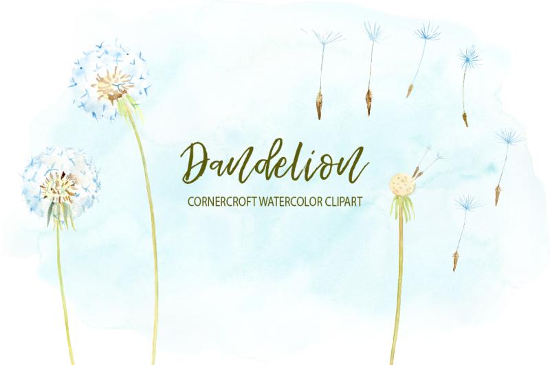 dandelion-clipart