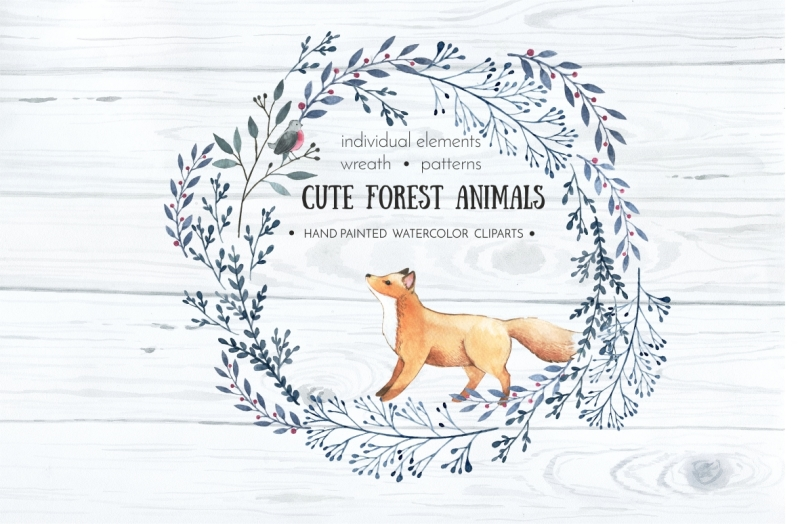 cute-forest-animals