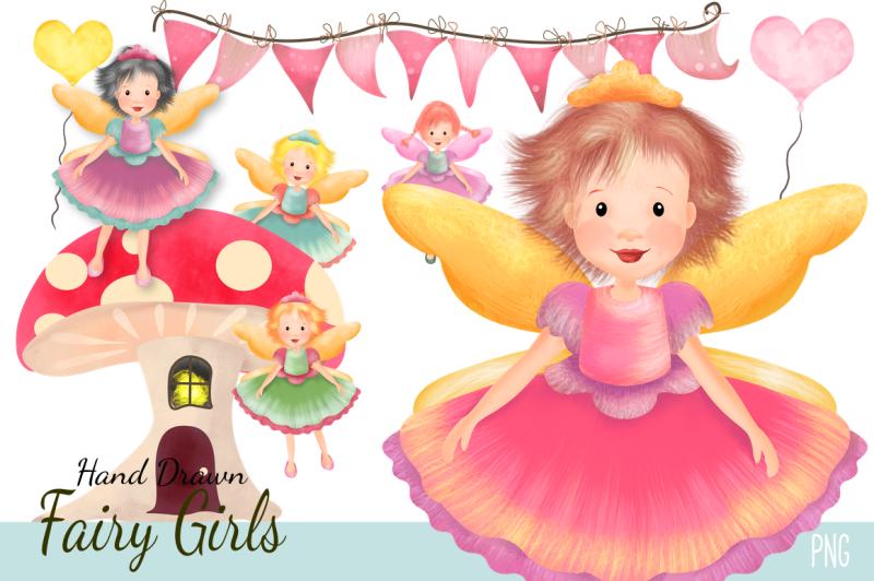 fairy-girls