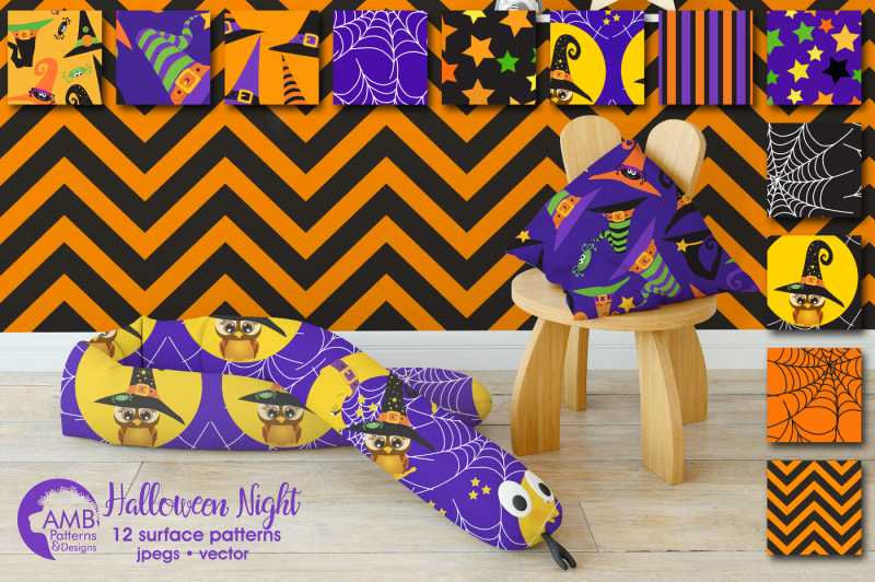 halloween-night-patterns-halloween-papers-amb-995