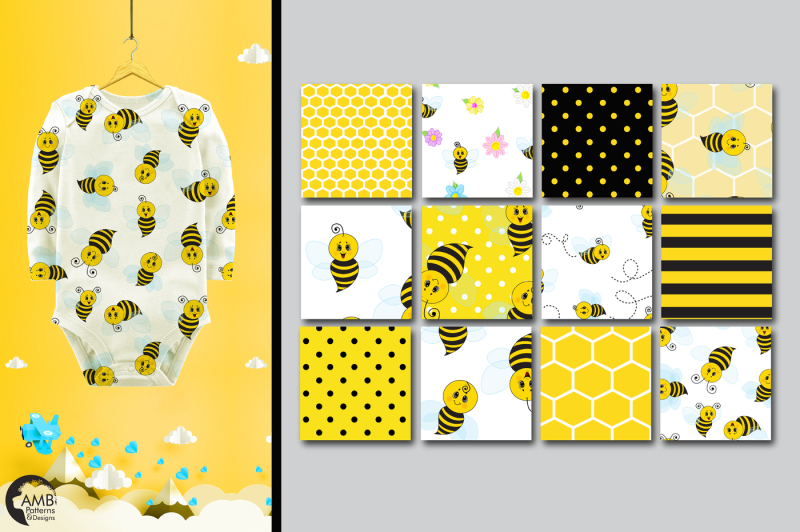 bumble-bee-surface-patterns-honey-bee-papers-amb-916