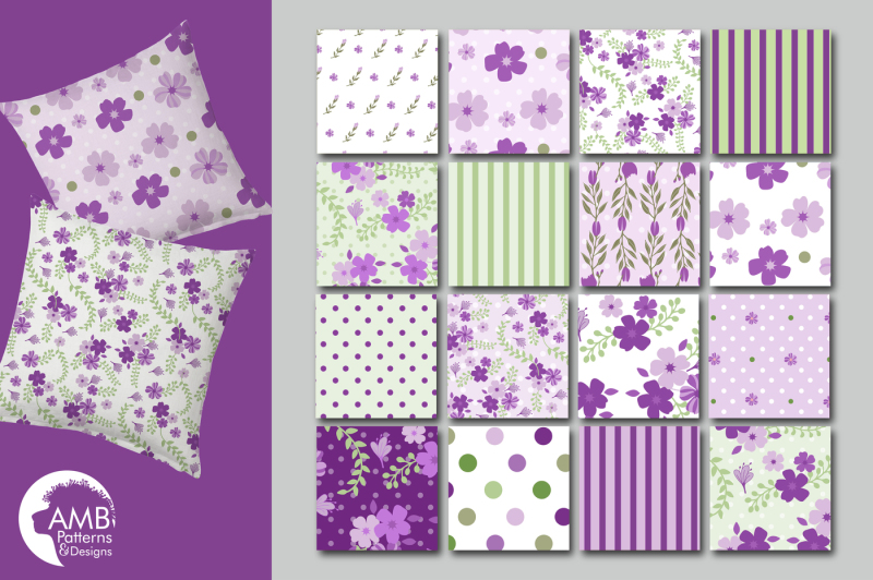 violet-floral-surface-patterns-purple-papers-amb-856