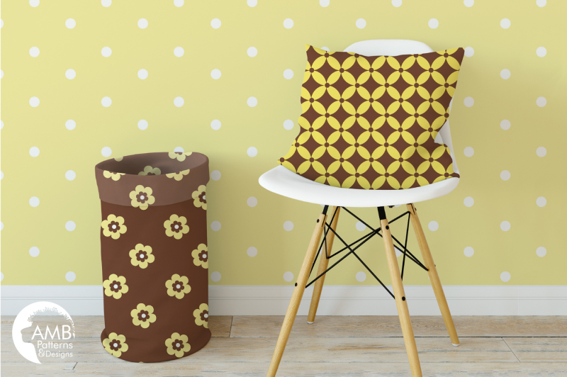 yellow-and-brown-surface-patterns-yellow-and-brown-papers-amb-839