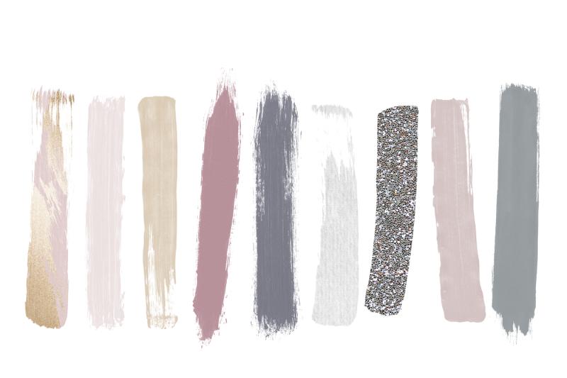 200-watercolor-brushstrokes-bundle