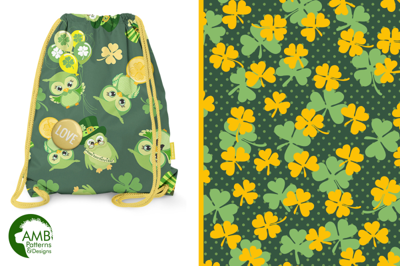 irish-lucky-surface-patterns-owl-papers-amb-827
