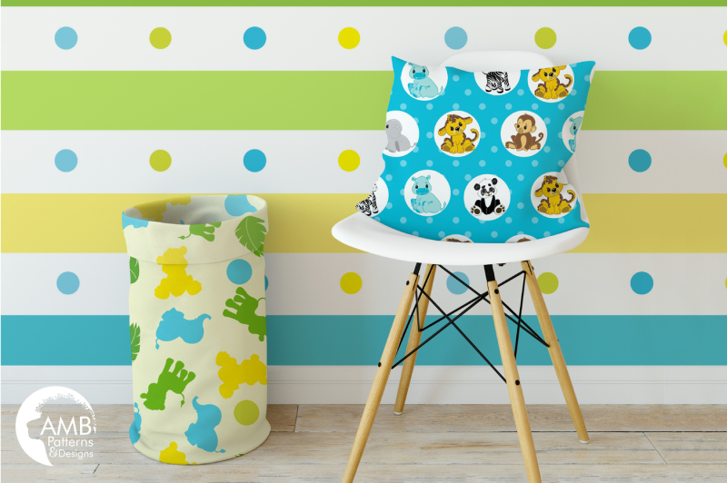 jungle-babies-surface-patterns-jungle-papers-amb-599
