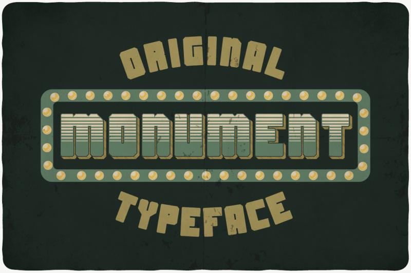 monument-typeface